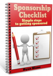 Sponsorship Checklist